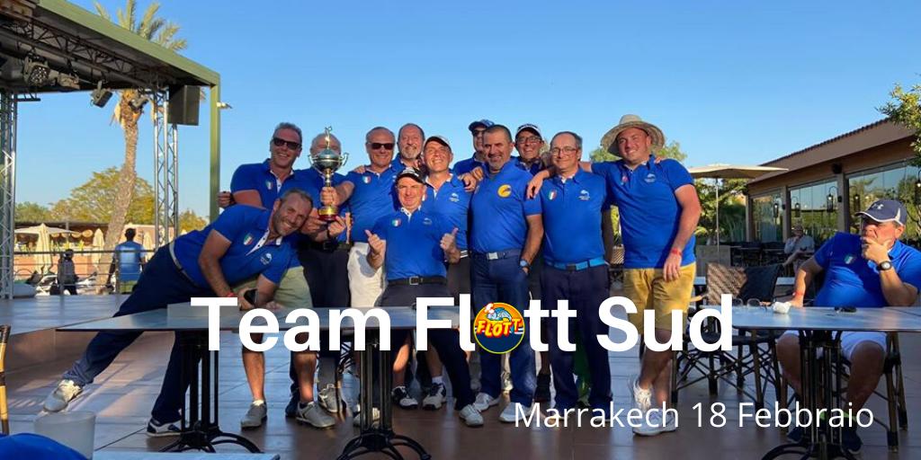 Riparte la sfida: Flott Golf Challenge VI edizione 2021